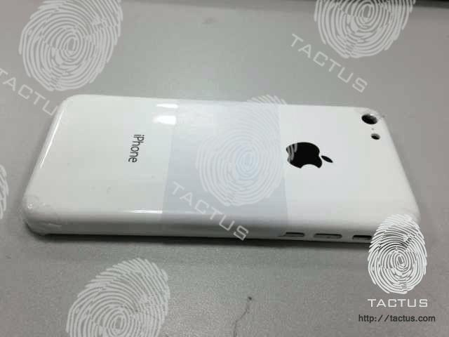 【画像リーク】iPhone5S同時発売予定の廉価版Phoneらしき画像が流出!