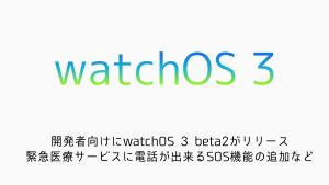 【Apple】開発者向けにmacOS Sierra 10.12 beta2がリリース オートアンロック機能の追加など