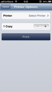 Documents by Readdle Print 053