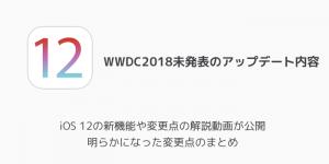 【iPhone&iPad】アプリセール情報 – 2018年6月6日版