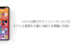 【iPhone】iOS14以降でAirPods(第2世代)のマイクが使えない不具合と対処について